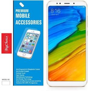 BigChoice Tempered Glass Guard for Xiaomi Redmi Note 5