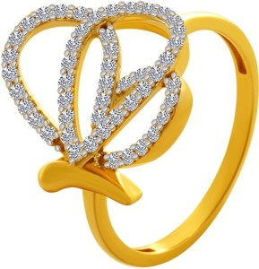 PC Chandra Jewellers 10kt Yellow Gold ring