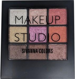 Sivanna Makeup Studio Velvet Silk Eyeshadow 14 g02