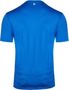 e9b545534ea Kipsta by Decathlon Solid Men Round Neck Blue T Shirt Best Price in India |  Kipsta by Decathlon Solid Men Round Neck Blue T Shirt Compare Price List  From ...