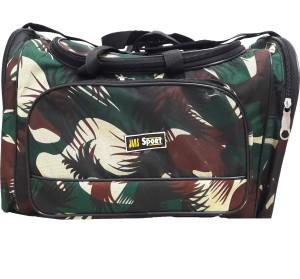Aqeeq Army Camouflage Travel Duffle2 days trip Hand Carry Bag Travel Duffel Bag