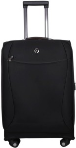 Giordano GT-2151 Odyssey Black 24 Expandable  Check-in Luggage - 24 inch