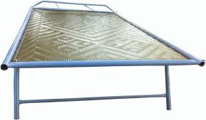 advancedestore Natural Fiber Queen Bed