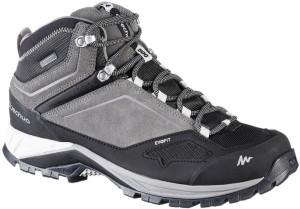 5258858f66d Quechua by Decathlon MH500 Hiking Trekking Shoes For Men Grey Best ...