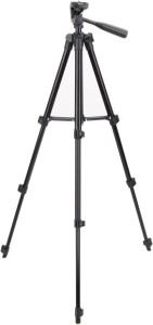 ReTrack 3Way Head Adjustable Aluminum Tripod