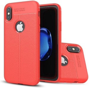 SHINESTAR. Back Cover for Apple iPhone X