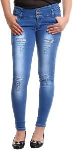 Knight Vogue Slim Women's Light Blue Jeans
