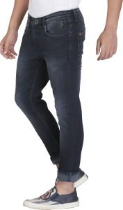 ab445ec0 Nostrum Jeans Slim Men s Black Jeans Best Price in India | Nostrum ...