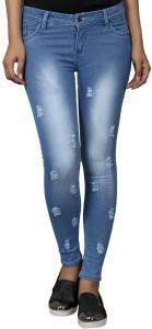 Knight Vogue Skinny Women's Light Blue Jeans