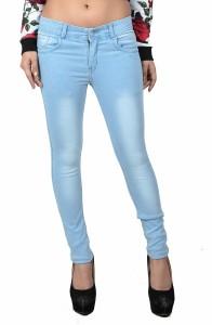 Fourgee Slim Women's Light Blue Jeans