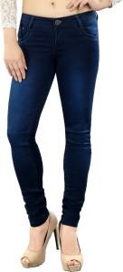 Fck-3 Slim Women's Dark Blue Jeans
