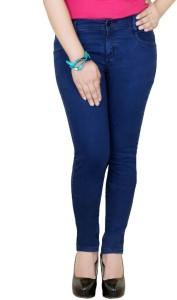 K-72 Slim Women's Blue Jeans