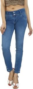 Fck-3 Slim Women's Light Blue Jeans