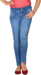 Fashion Stylus Slim Women's Blue Jeans