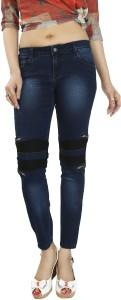 Fck-3 Slim Women's Blue Jeans