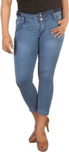 Fashion Stylus Slim Women's Blue Jeans