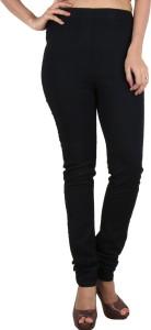 Danbro Slim Women's Black Jeans