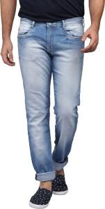 2b2875ed Nostrum Jeans Slim Men s Light Blue Jeans Best Price in India ...