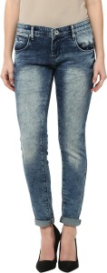 Urban Navy Skinny Women's Blue Jeans