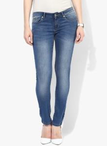 Fourgee Skinny Women's Blue Jeans
