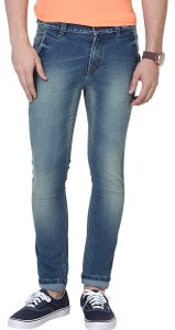 Super-X Slim Men's Light Blue Jeans
