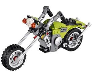 Emob Decool 129 pcs 3 in 1 Architect Highway Cruiser Bike DIY Block Construction Set Toy