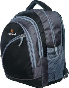 Good Friends 3 To 5 Class High Quality Zip Backpack Waterproof School Bag