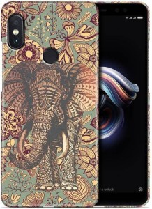 CareFone Back Cover for Mi Redmi Note 5 Pro
