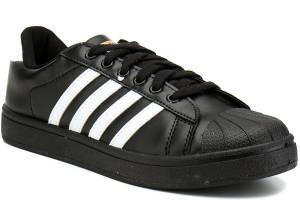 Sparx Sparx black canvas shoes Casuals For Men