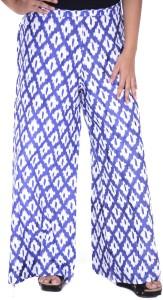 Naive Regular Fit Women's Multicolor Trousers