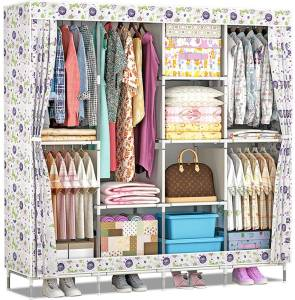 Furn Central PP Collapsible Wardrobe