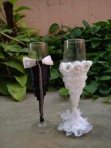 Satyam Kraft Glass Set