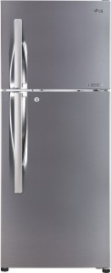 LG 260 L Frost Free Double Door Top Mount 4 Star Refrigerator