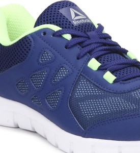82fd979df153ba REEBOK SPRINT AFFECT XTREME Running Shoes For Men Blue Best Price in ...