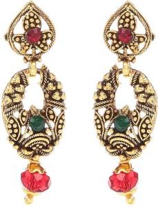 GoldNera Antique Small Dangle Alloy Dangle Earring