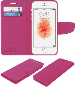 ACM Flip Cover for Apple Iphone Se