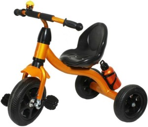Oximus Lovely baby Tricycle for kids (Gold) Start 2 years old Tricycle