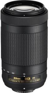 Nikon AF P DX NIKKOR 70   300 mm f/4.5   6.3G ED Lens  Lens Black, 150 600