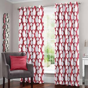 Story@Home Polyester Door Curtain 215 cm (7 ft) Pack of 2