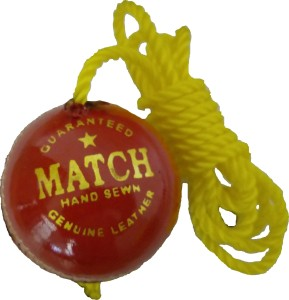 Tima 10fg63 Cricket Tennis Ball -   Size: standard