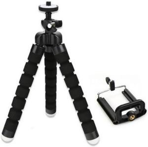 ReTrack 7Inch Flexible Sponge Tripod-Bracket Stand Phone Holder For GoPro Camera /smartphone/dslr camera Tripod