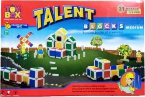 P17 collection Toys Box Talent Blocks