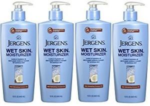 Jergens Wet Skin Moisturizer Coconut Oil ( 443.61 ml )