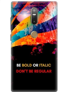 7C Back Cover for Lenovo Phab 2 Plus Multicolor