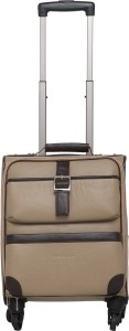 Mboss ONT_081_IVORY_BROWN Small Travel Bag  - Medium