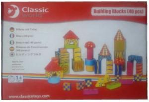 Classic World Building Blocks