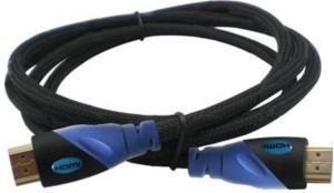 Microware Nylon 3 meter breaded HDMI Cable HDMI Cable