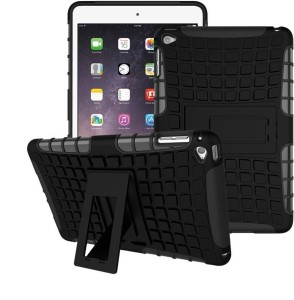 Helix Back Cover for iPad mini 4 Black, Shock Proof