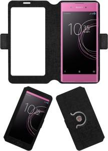 ACM Flip Cover for Sony Xperia Xa1 Plus