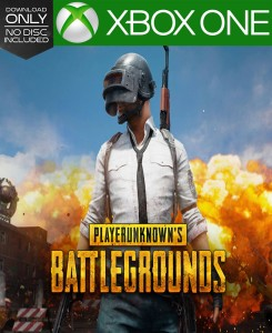 PLAYERUNKNOWN'S BATTLEGROUNDS (PUBG) XBOX LIVE XBOX ONE Key GLOBAL ( Code  in the Box - for Xbox One )